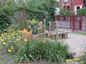 New Street Gardens